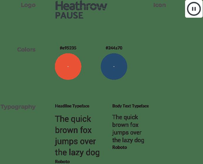 Heathrow Pause